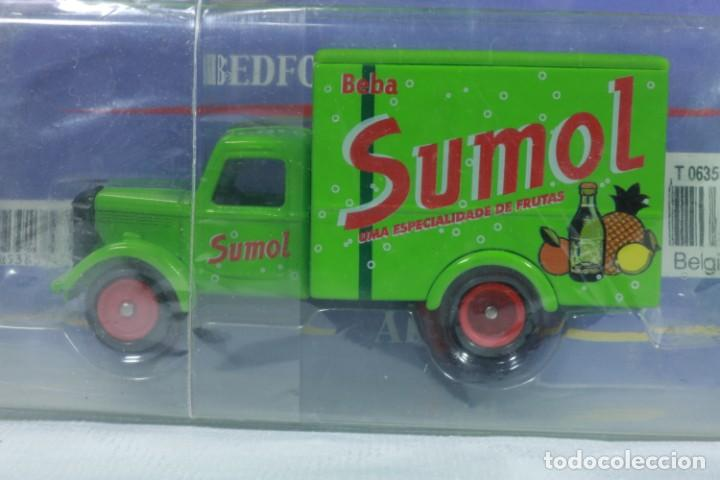 Coches a escala: Sumol - Corgi - En su embalaje original y sin abrir - incluye fascículo - Para coleccionistas - Foto 4 - 240160630