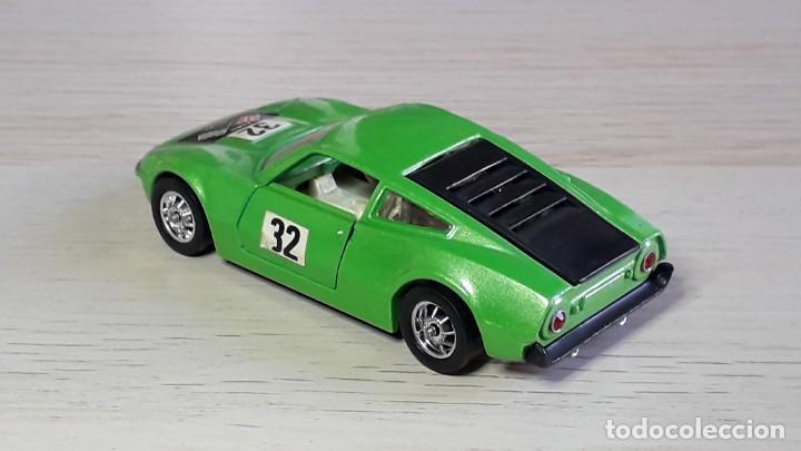 Coches a escala: Ford GT 70 # 316, metal esc 1/43, Corgi Toys Gt. Britain, original años 70. - Foto 3 - 244620195