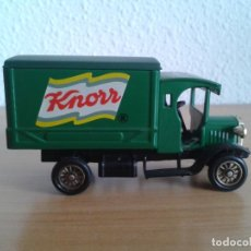 Coches a escala: KNORR DENNIS CAMION 1920 REPARTO SOLO CAMION KNORR. Lote 245099885