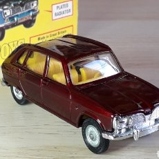 Coches a escala: RENAULT 16 # 260, METAL ESC 1/43, CORGI TOYS GT. BRITAIN, ORIGINAL AÑO 1968. CON CAJA. Lote 245534410