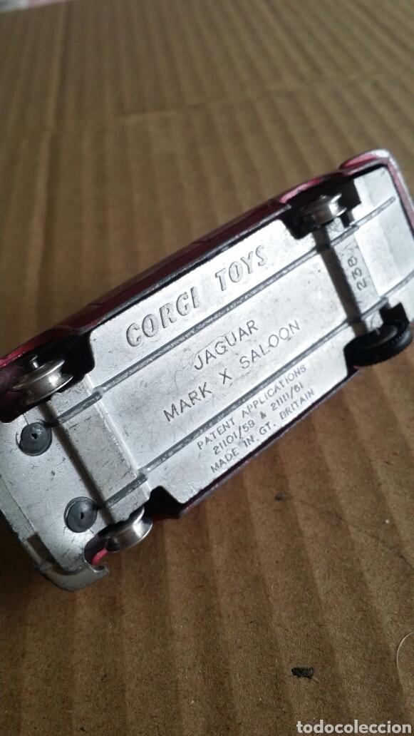 Coches a escala: Corgi Toys , Jaguar Mark X Saloon rf:238. - Foto 5 - 249016275