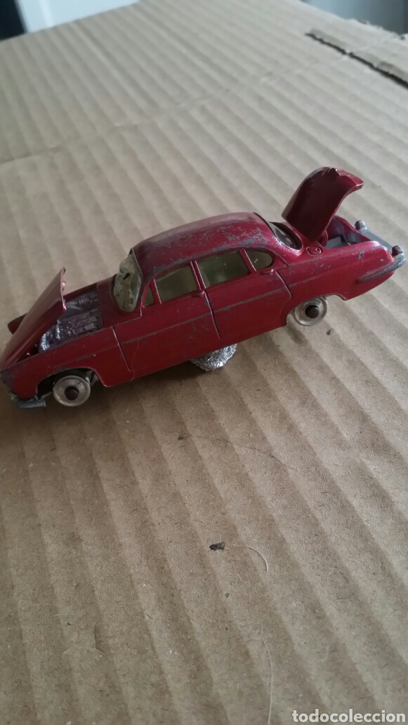 Coches a escala: Corgi Toys , Jaguar Mark X Saloon rf:238. - Foto 7 - 249016275