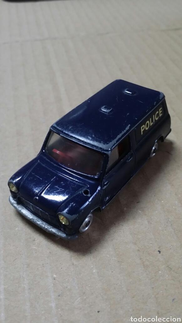 Coches a escala: Austin mini-Van CORGI TOYS.Police. - Foto 2 - 249023125