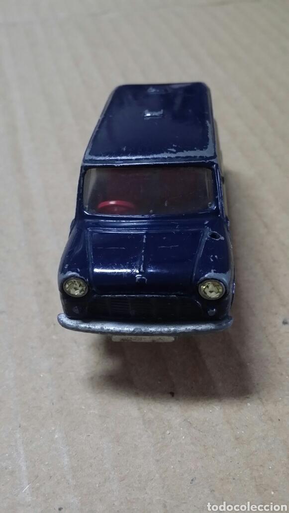 Coches a escala: Austin mini-Van CORGI TOYS.Police. - Foto 3 - 249023125