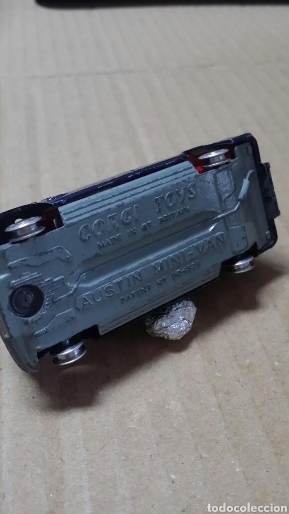 Coches a escala: Austin mini-Van CORGI TOYS.Police. - Foto 5 - 249023125