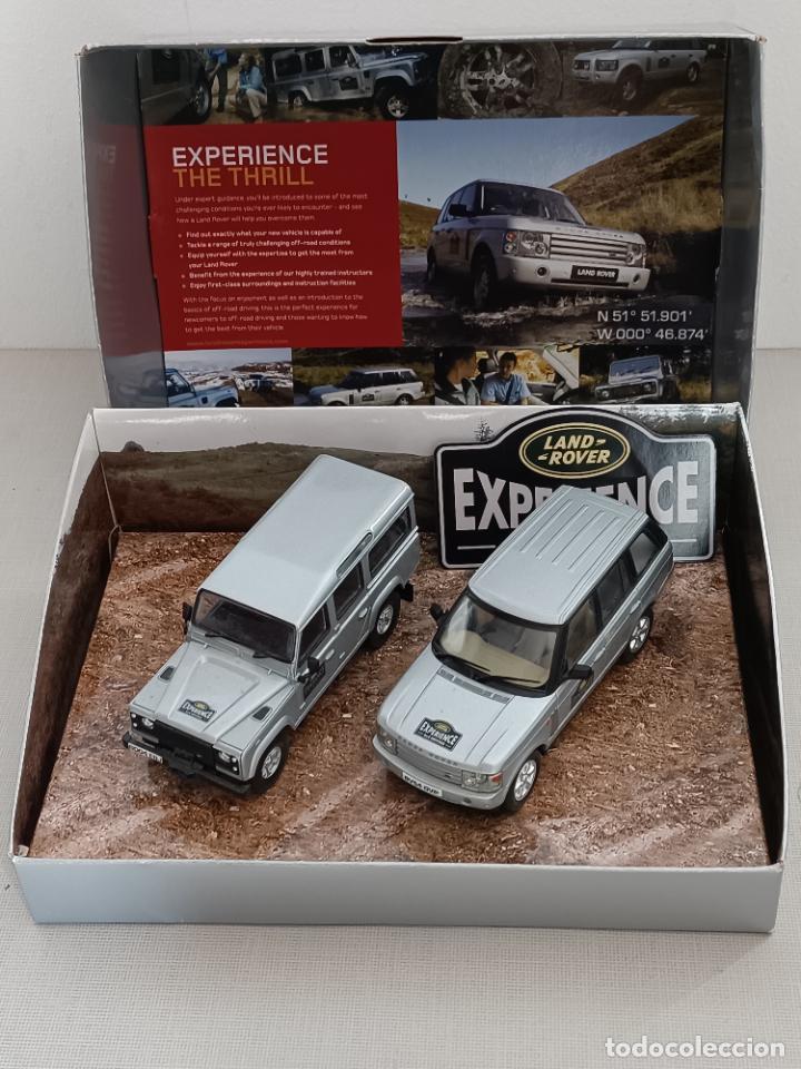 LAND ROVER EXPERIENCE 2006 CORGI (Juguetes - Coches a Escala 1:43 Corgi Toys)