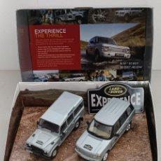 Coches a escala: LAND ROVER EXPERIENCE 2006 CORGI. Lote 261158125