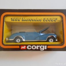 Coches a escala: 5001 COCHE 1956 MERCEDES 300 SC CORGI 1/43 MODEL CAR 1:43 REF 806 MINIATURE ALFREEDOM. Lote 262546690