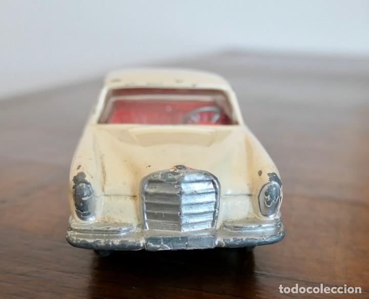 Coches a escala: 1960s Corgi Toys Mercedes-Benz 220 SE Coupé - Nº 230 - Foto 2 - 278208383
