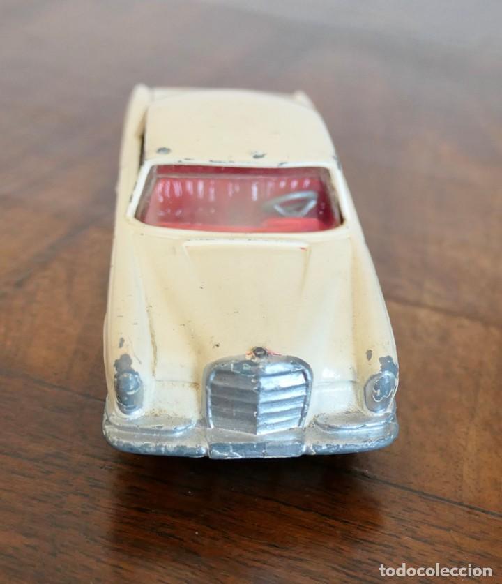 Coches a escala: 1960s Corgi Toys Mercedes-Benz 220 SE Coupé - Nº 230 - Foto 3 - 278208383