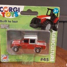 Coches a escala: CORGI TOYS BUILT TO LAST AGRICULTURE NUMERO 45. Lote 295425178