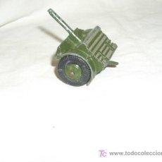 Coches a escala: TRAILER 25 PR GUN,DINKY TOYS MECCANO,ENGLAND. Lote 19870329