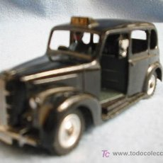 Coches a escala: AUSTIN TAXI. 254. DINKY TOYS MADE IN ENGLAND BY MECCANO. Lote 19046132