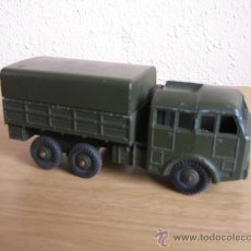 Coches a escala: CAMION MILITAR DINKY TOYS 80 D MADE IN FRANCE. Lote 8484478