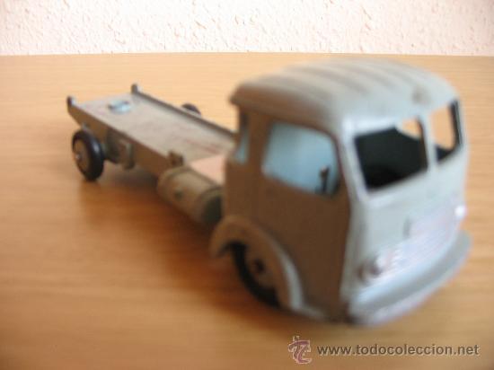 (D-1) TRACTORA DINKY TOYS SIMCA CARGO (33) MECCANO (Juguetes - Coches a Escala 1:43 Dinky Toys)