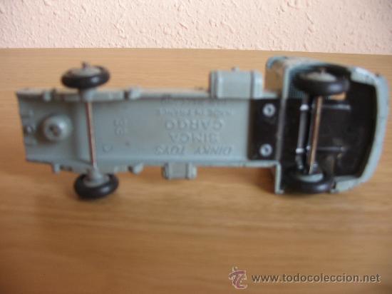 Coches a escala: (D-1) TRACTORA DINKY TOYS SIMCA CARGO (33) MECCANO - Foto 2 - 8807180