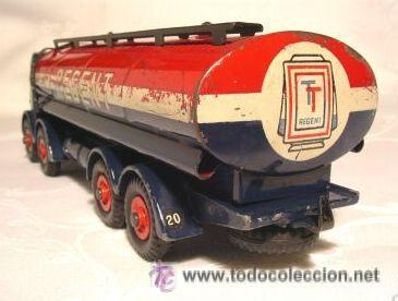 Coches a escala: dinky toys camión gasolina - Foto 3 - 15249173