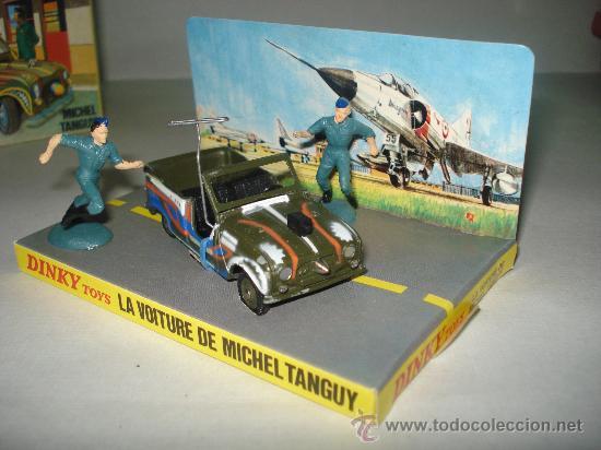 RENAULT SIMPAR 4X4 LES CHEVALIERS DU CIEL DE DINKY TOYS ORIGINAL (Juguetes - Coches a Escala 1:43 Dinky Toys)