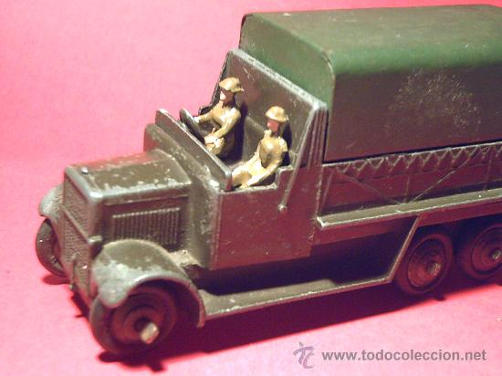 Coches a escala: dinky nº 151b+151c camion mas cocina (1938) - Foto 3 - 26410899