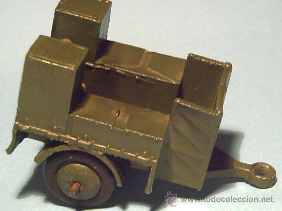 Coches a escala: dinky nº 151b+151c camion mas cocina (1938) - Foto 4 - 26410899
