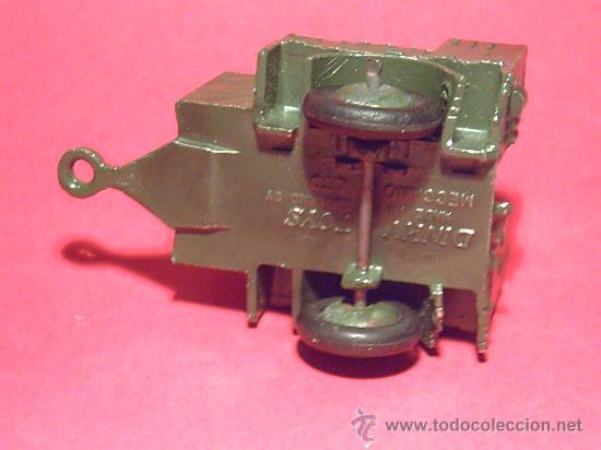 Coches a escala: dinky nº 151b+151c camion mas cocina (1938) - Foto 5 - 26410899
