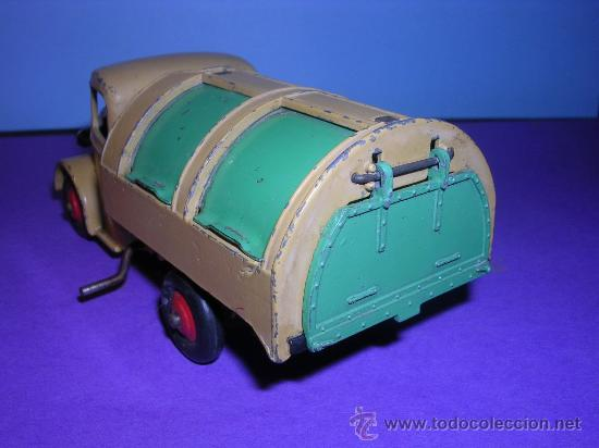 Coches a escala: DINKY BEDFORD 25V 1948 - Foto 3 - 26813405