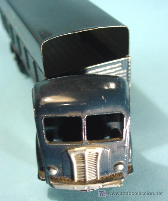 Coches a escala: TRACTEUR PANHARD. MOD. 32AB. SNCF. MADE IN FRANCE - Foto 4 - 27253606