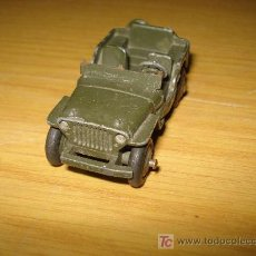 JEEP DE DINKY TOYS, REF. 80B. MECCANO FRANCE.