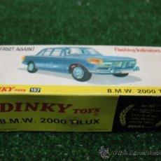 Coches a escala: (DINKY TOYS) COCHE BMW 2000 TILUX CON LUZ. Lote 23525188
