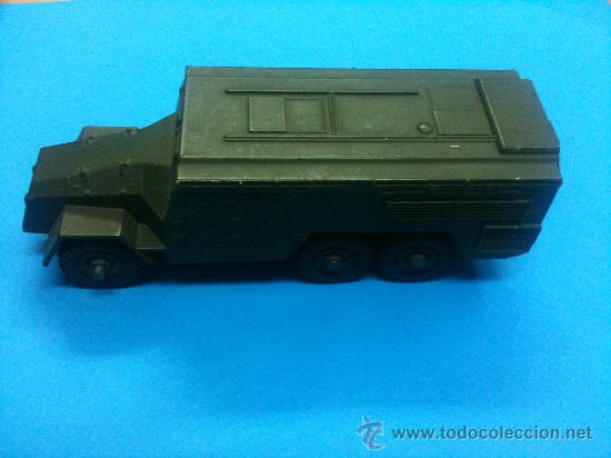 CAMION MILITAR DINKY TOYS ARMOURED COMMAD VEHICLE (Juguetes - Coches a Escala 1:43 Dinky Toys)