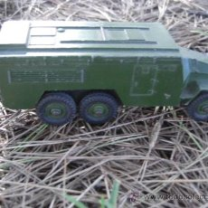 Coches a escala: CAMION ARMOURED COMMAND VEHICLE. DINKY TOYS. FABRICADO EN INGLATERRA POR MECANO LTD. REF. 677.. Lote 27246287