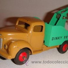 Coches a escala: CAMION GRUA COMMER DINKY SERVICE - MADE IN ENGLAND AÑOS 60. Lote 26946278