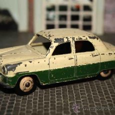 Coches a escala: DINKY TOYS. Nº 162. AÑOS 50. FORD ZEPHYR BICOLOR . MECCANO. MADE IN ENGLAND. Lote 26801000