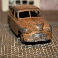 Coches a escala: DINKY TOYS. Nº 40E. AÑO 1948. STANDARD VANGUARD (OPEN ARCHES) . MECCANO. MADE IN ENGLAND. Lote 26800994