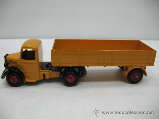 Coches a escala: DINKY TOYS --BEDFORD MECCANO ltd - camion con remolque - escala 1/43 - - Foto 2 - 27621570