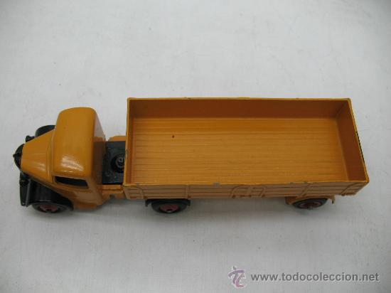 Coches a escala: DINKY TOYS --BEDFORD MECCANO ltd - camion con remolque - escala 1/43 - - Foto 3 - 27621570