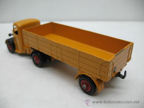 Coches a escala: DINKY TOYS --BEDFORD MECCANO ltd - camion con remolque - escala 1/43 - - Foto 4 - 27621570