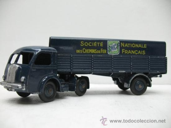 CAMION TRAILER TRACTEUR PANHARD 1:43 DINKY TOYS (Juguetes - Coches a Escala 1:43 Dinky Toys)