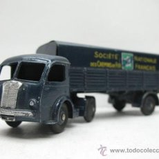 Coches a escala: CAMION TRAILER TRACTEUR PANHARD 1:43 DINKY TOYS. Lote 27875670