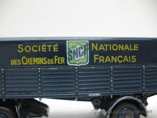 Coches a escala: CAMION TRAILER TRACTEUR PANHARD 1:43 DINKY TOYS - Foto 4 - 27875658