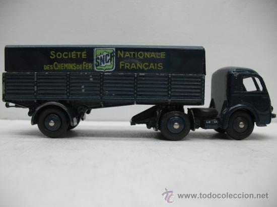 Coches a escala: CAMION TRAILER TRACTEUR PANHARD 1:43 DINKY TOYS - Foto 5 - 27875658