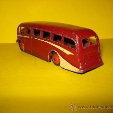 Voitures à l'échelle: DINKY TOYS. Nº 29G O RENº 281. AÑO 1951. AUTOBUS LUXURY . MECCANO. MADE IN ENGLAND.. Lote 28156184