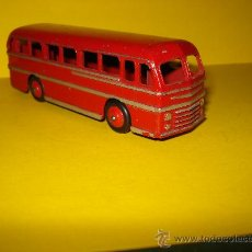 Coches a escala: DINKY TOYS. Nº 282. AÑO 1952. AUTOBUS LEYLAND ROYAL TIGER . MECCANO. MADE IN ENGLAND.. Lote 28156336