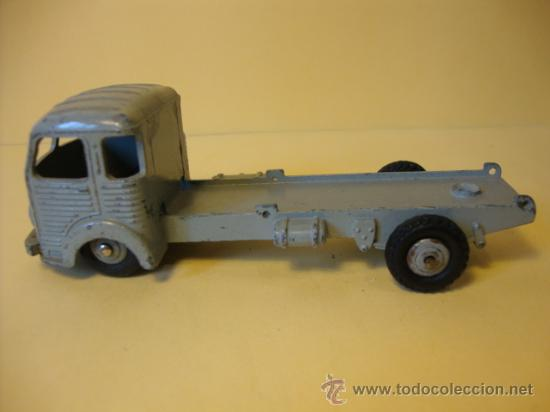 33 SIMCA CARGO TRACTORA DINKY TOYS AÑOS 1950-60 (Juguetes - Coches a Escala 1:43 Dinky Toys)