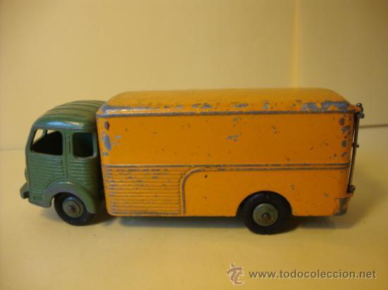33 SIMCA CARGO CAMION DINKY TOYS AÑOS 1950-60 (Juguetes - Coches a Escala 1:43 Dinky Toys)