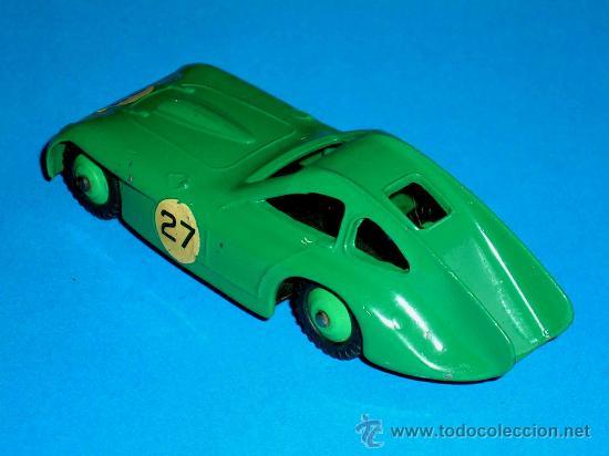 Coches a escala: Bristol 450 ref. 163, fabricado en metal esc. 1/43 Dinky Toys, original años 50. Excelente. - Foto 2 - 29027170