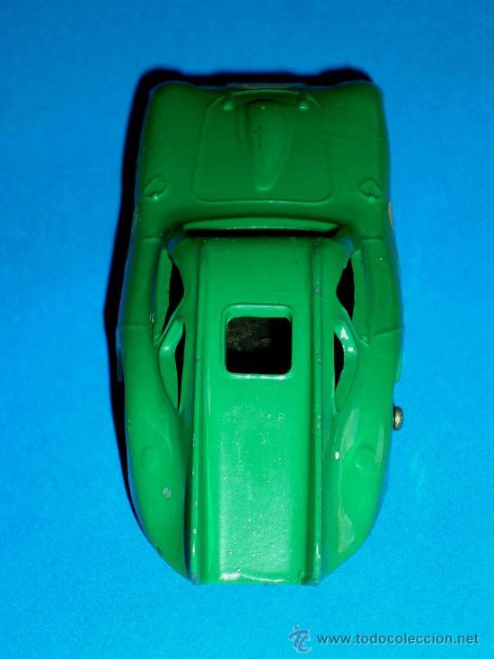 Coches a escala: Bristol 450 ref. 163, fabricado en metal esc. 1/43 Dinky Toys, original años 50. Excelente. - Foto 3 - 29027170