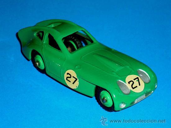 Coches a escala: Bristol 450 ref. 163, fabricado en metal esc. 1/43 Dinky Toys, original años 50. Excelente. - Foto 5 - 29027170