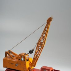Model Cars - Camión Grua 20 Ton Lorry Mounted Crane Nº 972, Dinky Toys, Made in England by Meccano Ltd - 30265350