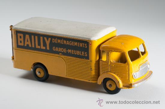 CAMIÓN SIMCA CARGO Nº 33, DINKY TOYS, MADE IN FRANCE BY MECCANO (Juguetes - Coches a Escala 1:43 Dinky Toys)